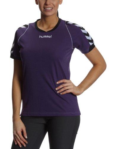 hummel - Camiseta para Hombre, tamaño XL, Color Morado