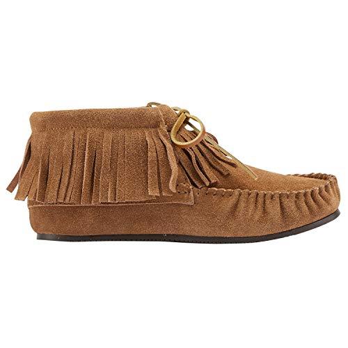 Lamo Women's Ava Fashion Boot, Chestnut, 9 M US