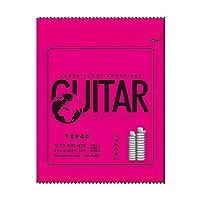 Wtbhd. 1セットのサウンドギターロープ6コーナーコアとニッケルフル、明るいブロンズ (Color : TX640)