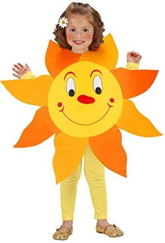 Déguisement Soleil - Taille 2/5 ans