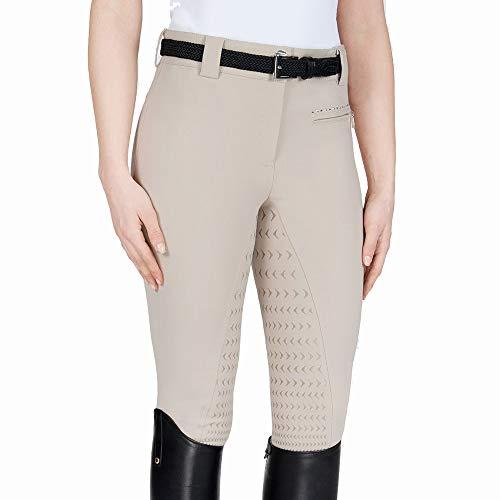 Equiline Cecile X-Grip Reithose Damen Größe: 38 Farbe: beige