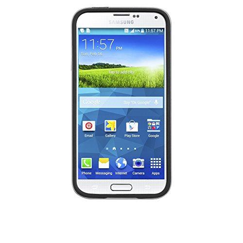 Case-Mate Tough Schutzhülle für Samsung Galaxy S5, schwarz
