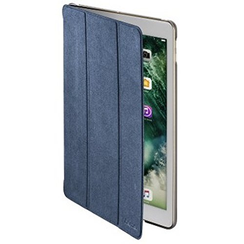 Hama Suede 26,7 cm (10.5 Zoll) Flip case Blau - Tablet-Schutzhüllen (Flip case, Apple, iPad Pro 10.5 (2017), 26,7 cm (10.5 Zoll), 240 g, Blau)