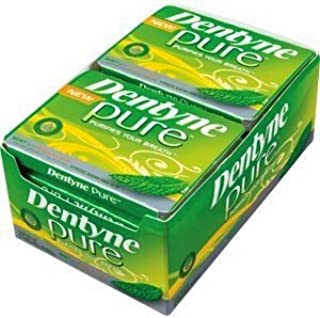 Dentyne Pure Mint with Melon Accent (Pack of 10)