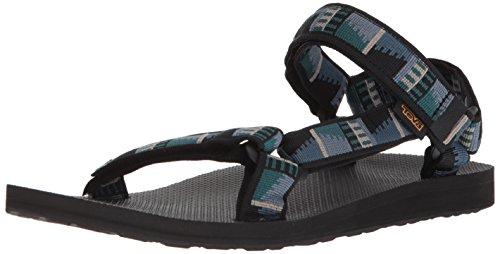 Teva Men's M Original Universal Sport Sandal, Peaks Black, 11 M US