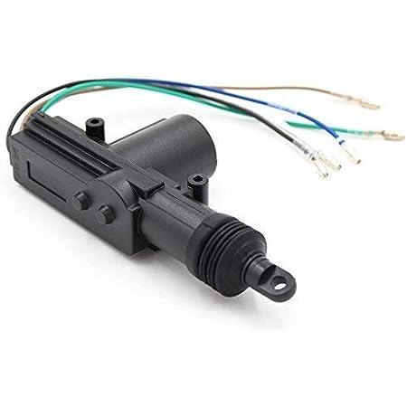 Amazon.com: Universal 5 Wires Car Power Door Lock Actuator Kit for Central  Locking System 12V: AutomotiveAmazon.com
