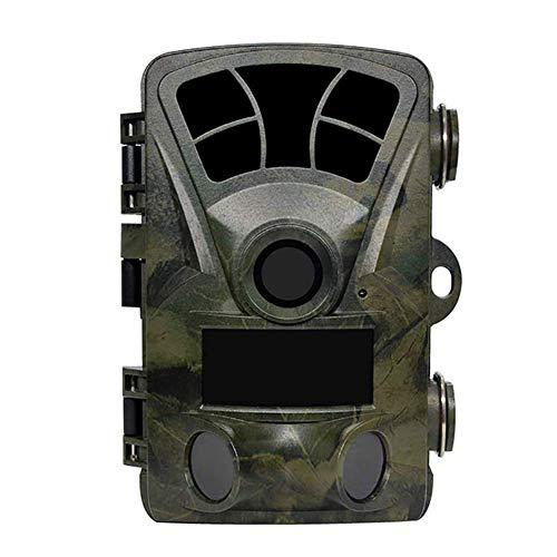 HYLH Uuml;berwachungskamera-Jagd-Kamera 16MP 1080P, 2.4 '' TFT LED-Anzeige 120 deg; PIR-Sensor-Objektiv-wasserbestauml;ndige Nachtsicht fuuml;r Spiel u. Jagd u. Hauptsicherheit, Model: H885