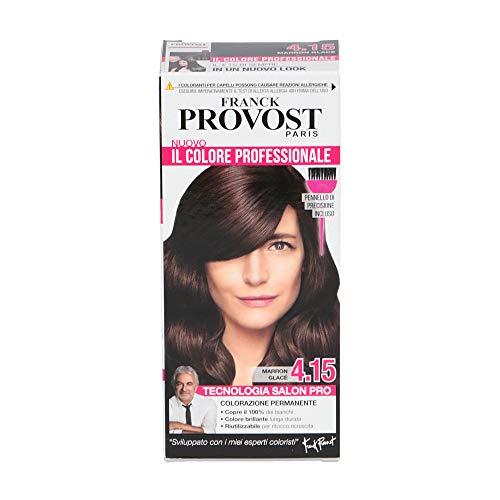 Provost - Tinta Capelli, Color Marron Glacé, 4.15 - 1 Scatola