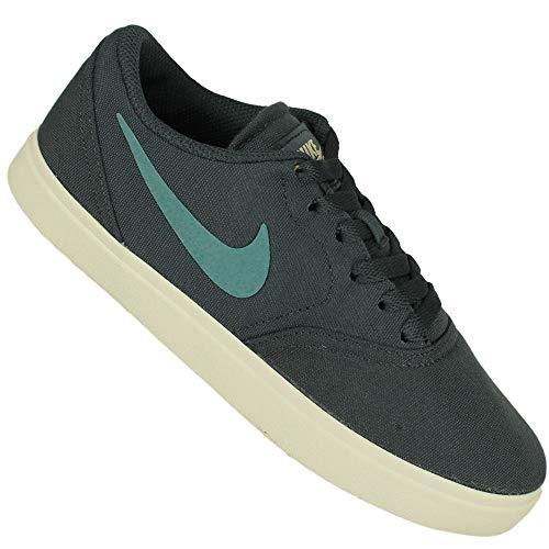 Tênis Nike SB Check Canvas Skateboarding Juvenil