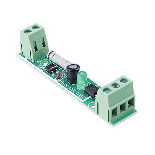 Electronic module Optocoupler Isolation Module Voltage Detect Board Adaptive 3-5V PLC Isolamento Fotoaccoppiatore Module Geekcreit for A-r-d-u-i-n-o - products that work with official A-r-d-u-i-n-o bo