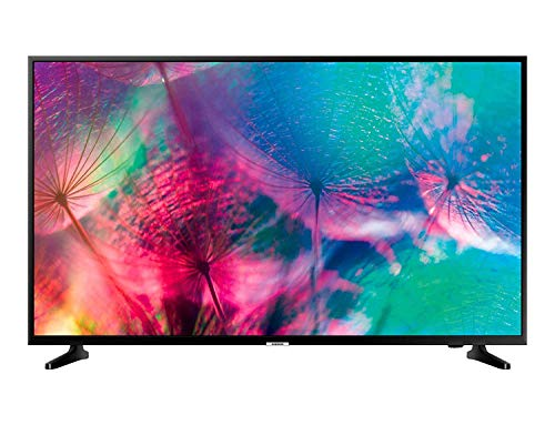 Samsung UE55NU7026, Smart TV 4K UHD (LED, 1300 PQI, Screen Mirroring, PurColor, Smart-Fernbedienung, schlankes Design, Dolby Digital Plus, kompatibel mit SmartThings Universal Guide), WiFi, Schwarz