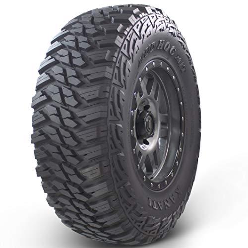 KANATI MUD HOG M/T 37X12.50R20LT LRE 126Q Mud-Terrain Light Truck Tire Only