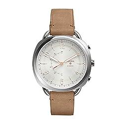 L'Accomplice est la montre connectée de FOSSIL Q la plus fine à ce jour. Elle combine le style d'une montre analogique avec de nombreuses fonctionnalités, le tout sur un design moderne et élégant Une smartwatch tendance qui dispose d'un suivi du somm...