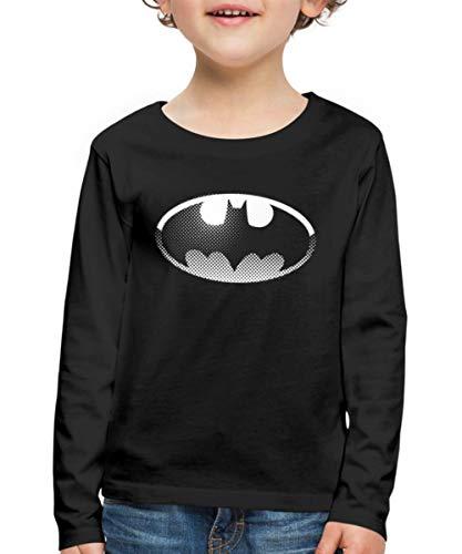 DC Comics Originals Batman Logo T-Shirt Manches Longues Prem