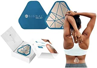 SIGNAL RELIEF Wellness Patches - New Quick Relief Reusable Patch with Micro Nano-Capacitors & Extra Strength Relief for An...