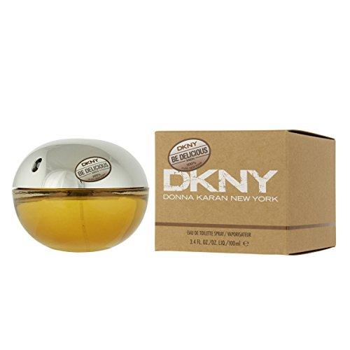 Be Delicious Men von DKNY Edt. Zerstäuber, 100ml, Eau de Toilette