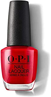 OPI Nail Polish Lacquer N25 Big Apple Red 15ml
