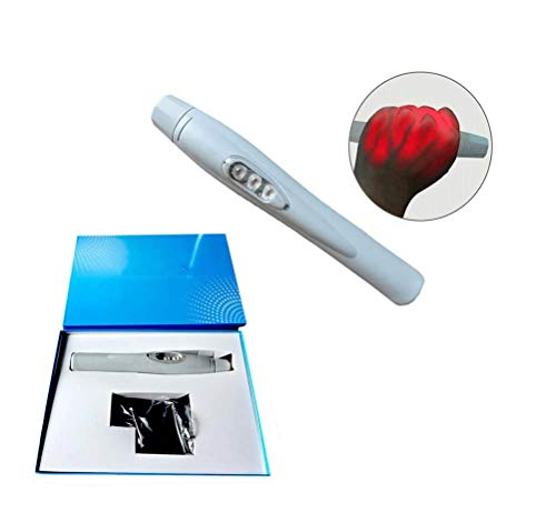 Review TOGARR Medical Vein Finder Vein Viewer, Easy for Injection Rechargeable Vein Detector Vein Lo...