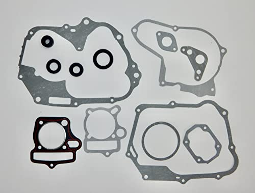 125cc GASKET KIT COMPLETE FOR CHINESE ATVS AND DIRT BIKES WITH E22 CLONE MOTORS