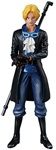 Shokugan One Piece 5.1-Inch Sabo Flame of The Revolution Figure, Valiant Material Series by Shokugan