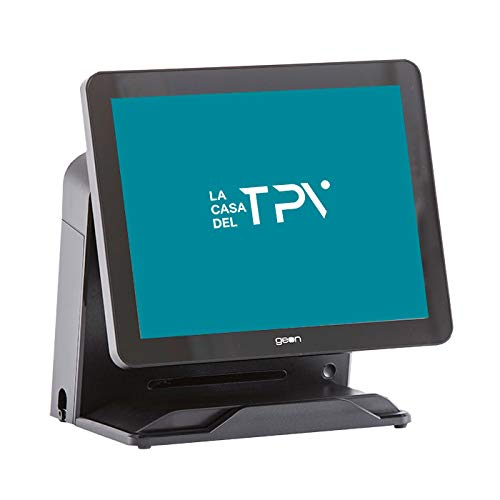 "TPV Táctil Geon 15.6"" J1900/4GB/64GB Capacitativa"
