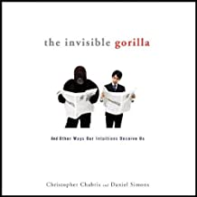 Best the invisible gorilla book Reviews