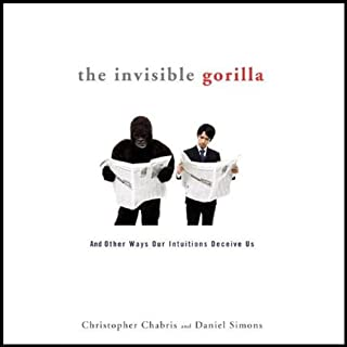 Couverture de The Invisible Gorilla