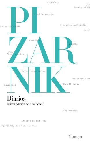 Diarios (nueva edición de Ana Becciu) (Spanish Edition)