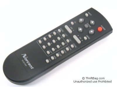 Norcent RC00169P L19W698 L22H998 L22W898 L24H898 LT-1931 LT1931 LT-2231K LT2231 Remote Control