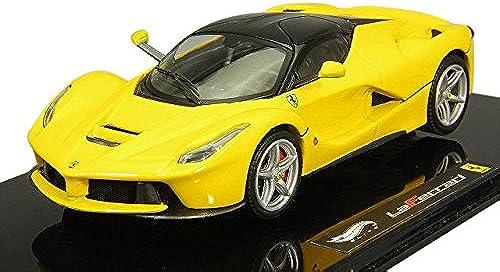 Hotwtalons - Elite (Mattel)) - Bct85 - Véhicule Miniature - Modèle à L'échelle - Ferrari Laferrari - 2013 - Echelle 1 43