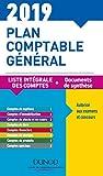 Plan comptable général 2019 - 23e éd. - Plan de comptes & documents de synthèse: Plan de comptes & documents de synthèse (dépliant séparé) (2019)