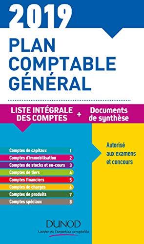 Plan comptable général 2019