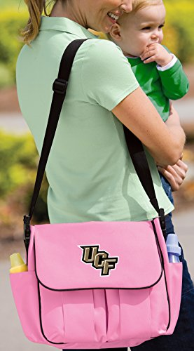 University of Central Florida Diaper Bag Best UCF Baby Shower Gift for DAD or MO