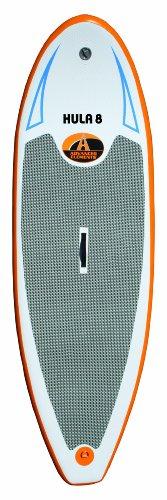 Advanced Elements AE1060 - Tabla de Surf, Color Blanco/Naranja