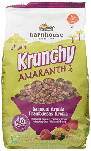 Barnhouse Muesli Krunchy Amar Fr Aronia Barnh 375g 200g