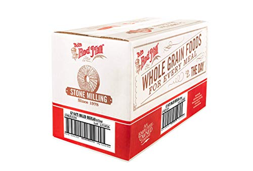 Bob's Red Mill Gluten Free Old Fashioned, 32 rolled oats, 32 Ounce (Pack of 4)