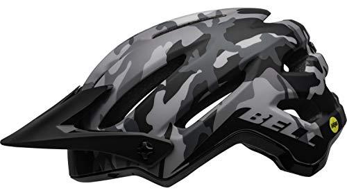 BELL 4forty MIPS, Casco da Bicicletta MTB Unisex-Adulti, Opaco/Nero Lucido Mimetico, S | 52-56cm
