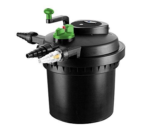 Aqua-Tech vijverfilter 5000 drukfilter + UV 11W 5000 liter
