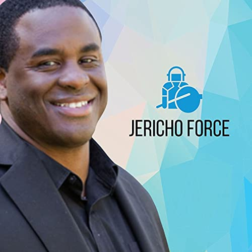 The Jericho Force Podcast with Jason Davis - EP 10 - Corey Gibson (pastor, writer, creative, developer of leaders, podcaster) Podcast By  cover art
