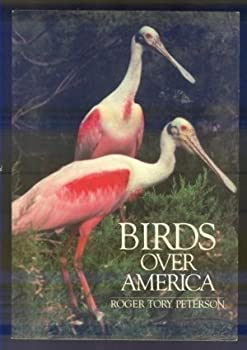 Paperback Birds over America Book