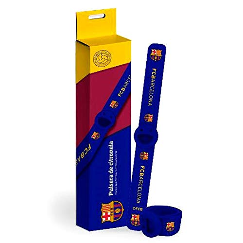 FCB Barcelona armband Citronella, 1 stuk + 2 stuks