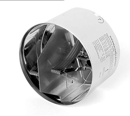 Kutzner + Weber GmbH Diermayer-Klappe GWR, ø 110 mm