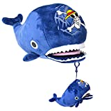 One Piece Soft Plush Doll Luffy Whale Raab Laboon Plush Doll Fashion Gift The Straw Hat Pirates Sign Whale Stuffed Toy Pendant Key Chain