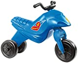 Dohany Rutscher Motorrad Superbike 4 Medium Kinder Laufrad Lauflernrad (blau)