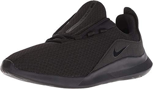 Nike Viale, Zapatillas de Running Hombre, Negro (Black/Black 005), 42 1/2 EU