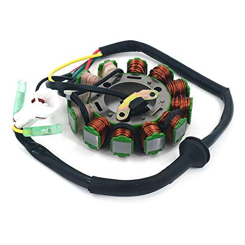 Fastpro Motorrad Stator Spule Elektrische Zündung Magneto Generator Pulser für ATV Quad Banshee YFZ350 1995-2006