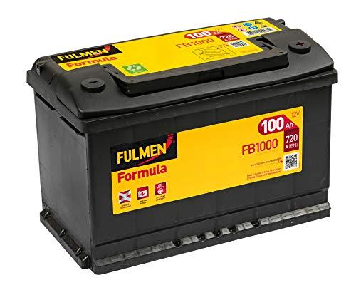 Batteria 12v - Fulmen Formula - 100 Ah - 720 A