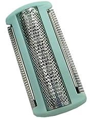 HLPIGF Cabezas de Afeitar Reemplazables, Cabezal de Afeitadora, Recambio de LáMina para Bodygroom Bg2024 Bg3015 Shp9500