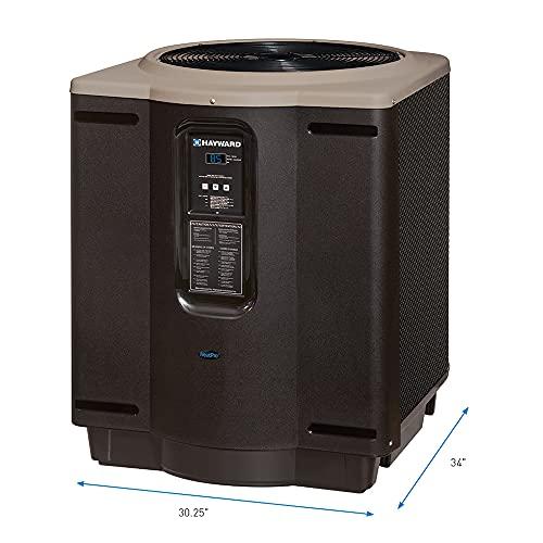 Hayward W3HP21004T heat pump, 95,000 BTU