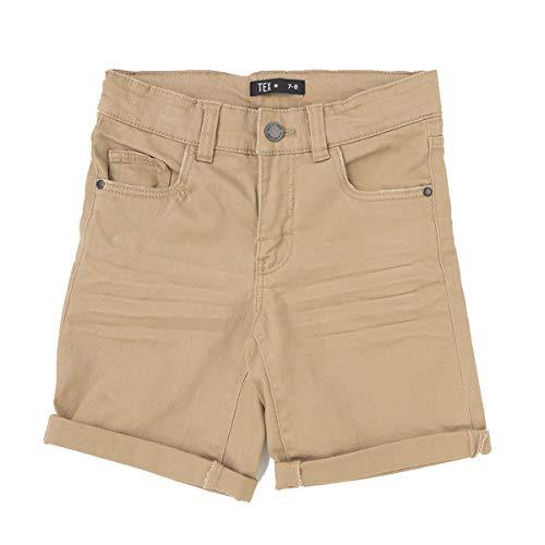 TEX 3616181263928 Pantalones Cortos, Camel, 2-3 años para Niños